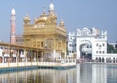 अमृतसर स्वर्ण मंदिर