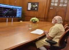 Modi watching government performance