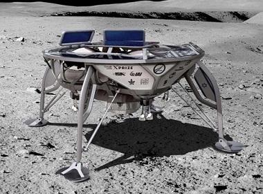 robot spaceil-lander-google lunar prize
