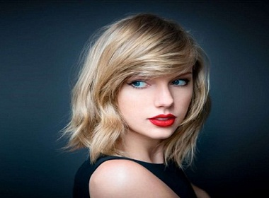 Hollywood Actor Taylor Swift